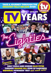 Fig 3: TV Years (Bauer:2018-)