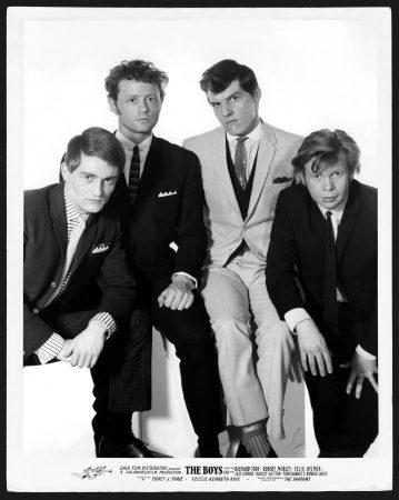 Fig. 2: The Boys (192). third from the left: Tony Garnett
