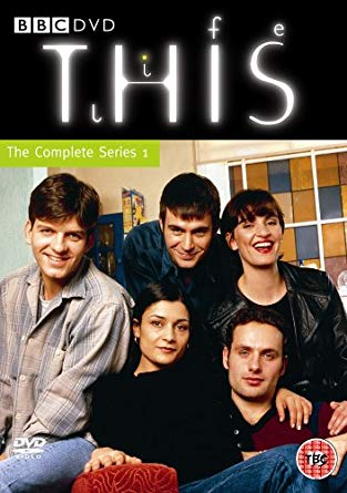 Fig. 5: This Life (BBC, 196-97), DVD box cover