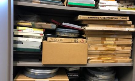 WHAT DO WE MAKE OF THE TELEVISION ARCHIVE? by Helen Wheatley