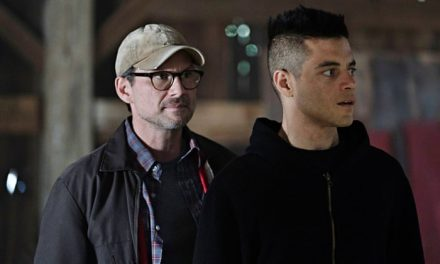 FROM FIGHT CLUB TO GAZE – MAKING SENSE OF SAM ESMAIL'S MR. ROBOT, AN INTRODUCTION by Jack Black