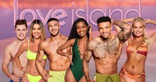LOVE ISLAND, AFTER THE SUN HAS GONE DOWN by Lyndsay Duthie