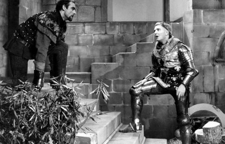 Fig. 1: screenshot, An Age of Kings (BBC, 1960)
