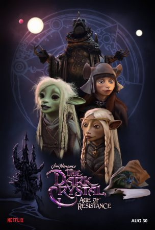 Fig. 3: The Dark Crystal: Age of Resistance (2019-). Image from http://2-px.com/image/9166/the-dark-crystal-age-of-resistance-nathaniel-daught/