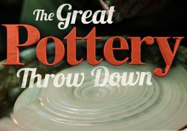 The Great Pottery Throw Down by Rosa Georgiou