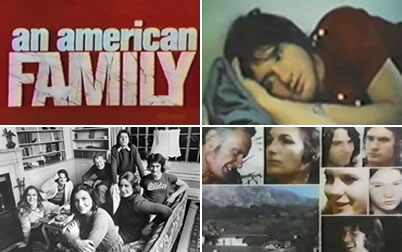 Fig. 1: 1970s's landmark TV programme An American Family (PBS, 1973)