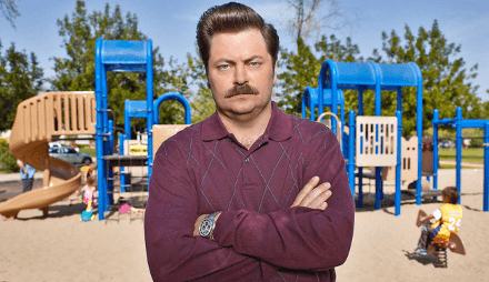 WHY YOU SHOULD BE WATCHING 'PARKS AND RECREATION' DURING THE PANDEMIC by Victoria McCollum