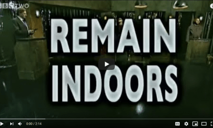 """REMAIN INDOORS!"" AND OTHER LOST TELEVISION CLASSICS by Richard Berger"
