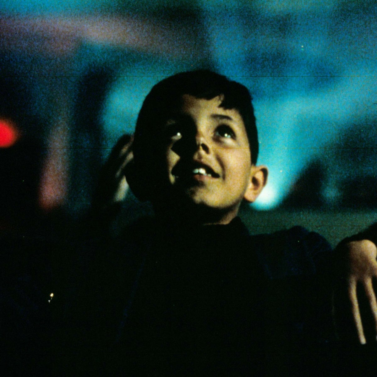 Fig. 4: 'That childhood excitement has stayed with me': Salvatore Di Vita (Salvatore Cascio) in Cinema Paradiso (1988)