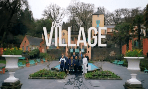 VILLAGE PEOPLE by Andrew Pixley