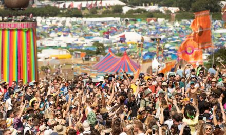 LIVE FOREVER: GLASTONBURY 2020, TELEVISION, TIME, MEMORY, AND NOSTALGIA by Leanne Weston