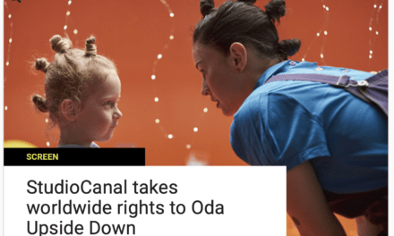 THE DANISH SERIAL ODA OMVENDT ('ODA UPSIDE DOWN') IS MAKING REBELLIOUS LIVE ACTION CHILDREN'S FICTION FOR 3-6-YEAR-OLDS TRAVEL BEYOND THE NORDICS