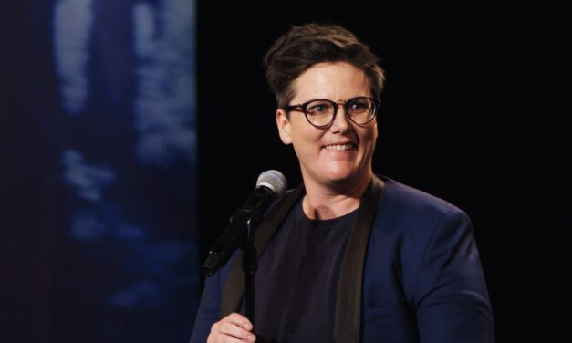 'NANETTFLIX': HANNAH GADSBY, THE FEMINIST POLITICS OF TRAUMA AND THE NETFLIXIFICATION OF SOCIAL JUSTICE by Jilly Boyce Kay
