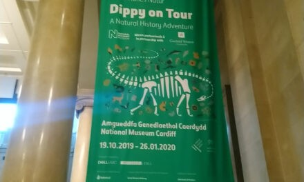 TALES OF A TAIL: DIPPY, TELEVISION AND MEDIATING THE DIPLODOCUS by Ross Garner